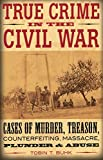 img - for True Crime in the Civil War: Cases of Murder, Treason, Counterfeiting, Massacre, Plunder & Abuse book / textbook / text book