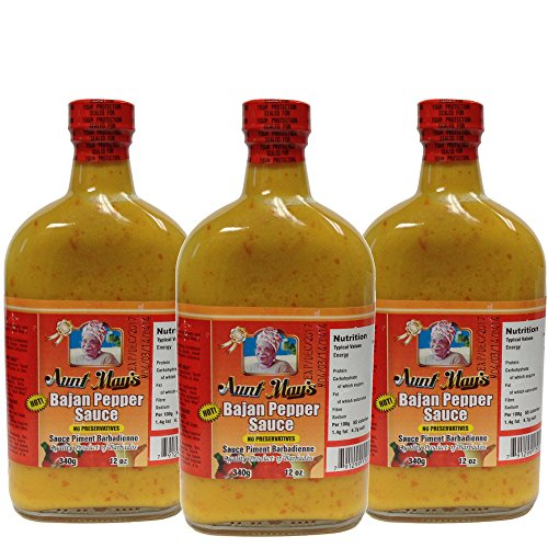 pepper sauce barbados - 3