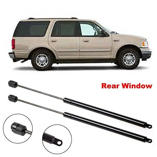 qty-2-ford-expedition-1997-1998-1999-2000-2001-2002-rear-window-lift-supports-struts-dampers