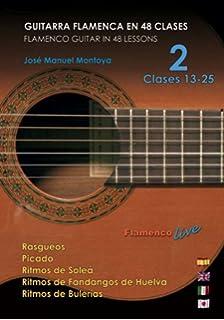 Guitarra Flamenca en 48 clases - 2 (Clases 13-25) / Flamenco Guitar