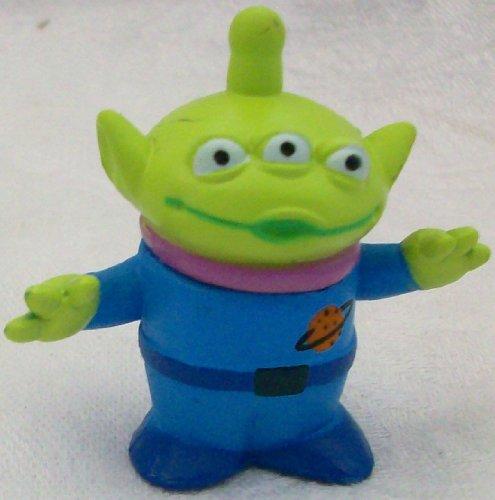 Disney Toy Story 3, Alien, 2″ Pvc Doll Figure Toy, Cake Topper