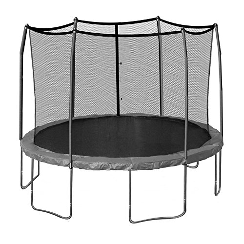 Skywalker Trampoline Net for 12ft Trampoline Enclosure using 6 Poles - NET ONLY by Skywalker Trampolines