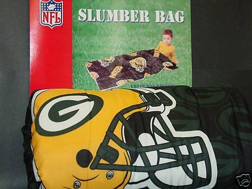 NFL Green Bay Packers - Sleeping / Slumber Bag - 30