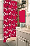 Northwest Utes NCAA Fabric (72x72) New COL 903 Utah