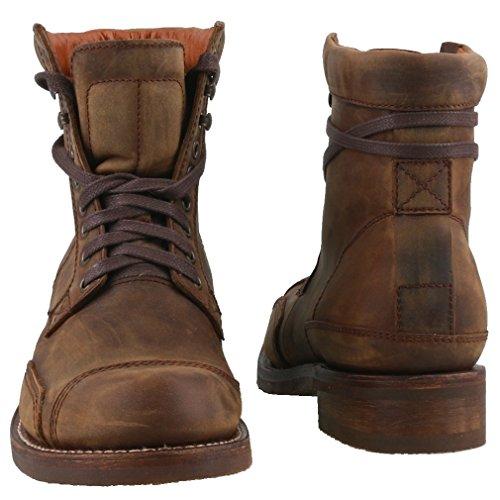 Sendra Boots - Botas de cuero para hombre marrón marrón