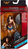 DC Comics Multiverse Wonder Woman Movie Wonder Woman With Shield (Build Ares) Exclusive Action Figure 6 Inches