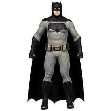 NJ Croce Batman Vs Superman Batman Bendable Action Figure, Multi Color