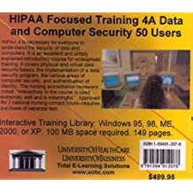Hipaa Focused Training 4a: Data and Computer Security, 50 Users