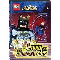 Lego Super Heroes - Livro dos super-heróis