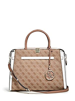 GUESS Christy(sg) Large Girlfriend Satchel