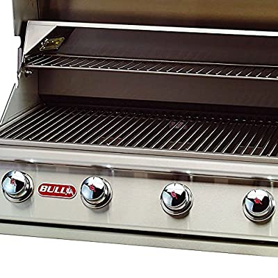 Bull Outdoor Products 87048 Lonestar Select Drop-In Grill Head