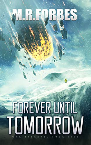 Forever Until Tomorrow (War Eternal Book 5)