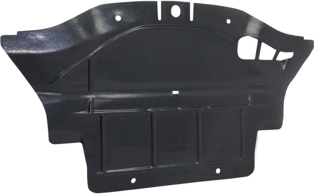 Compatible with 2006-2014 Dodge Charger Front Rearward Undercar Engine Shield