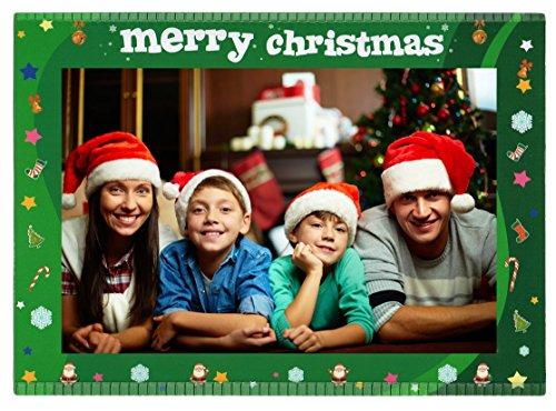 Christmas Full Magnet Pocket Frames For Refrigerator 4x6,...