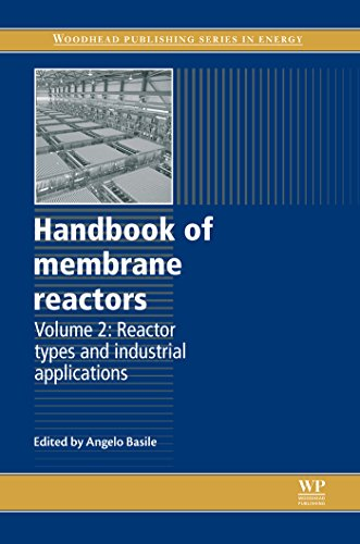 Handbook of Membrane Reactors: Reactor Types and Industrial Applications (Woodhead Publishing Series in Energy 2)