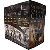 Mortal Instruments Series Cassandra Clare Collection 6 Books Bundle (City of Heavenly Fire, City of Lost Souls, City of Fallen Angels, City of Glass, City of Ashes, City of Bones) by Cassandra Clare (2016-11-09)