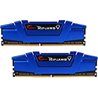 G.SKILL Ripjaws V Series 16GB (2 x 8GB) PC4-17000 2133MHz DDR4 288-Pin DIMM Desktop Memory
