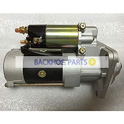 Amazon com: For Doosan Engine DL08 Starter Motor: Automotive