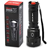 Best LED Flashlights - GearLight High-Powered LED Flashlight S1200 - Mid Size Review