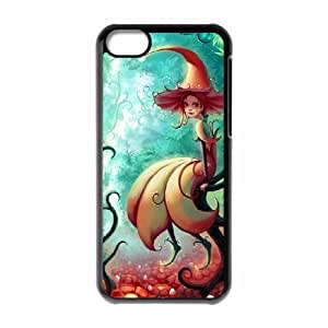 ALICASE Diy Hard Shell Case Fairy For Iphone 6 plus (5.5) [Pattern-1]