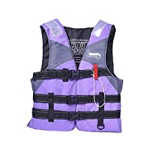 Practical Adult Drifting Life Jacket Swimming Buoyancy Snorkeling Vest