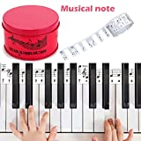 Hanbaili Piano Stickers Practical Music Sticker