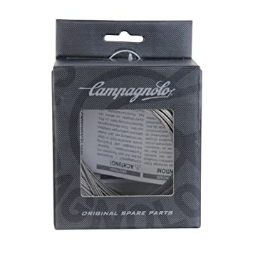 Black Campagnolo Inner Wire 10-CG-CB009 L 2000 Rear Derailleur Cable Pack of 10