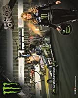BRITTANY FORCE AUTOGRAPHED 8x10 PHOTO+COA SEXY NHRA DRIVER