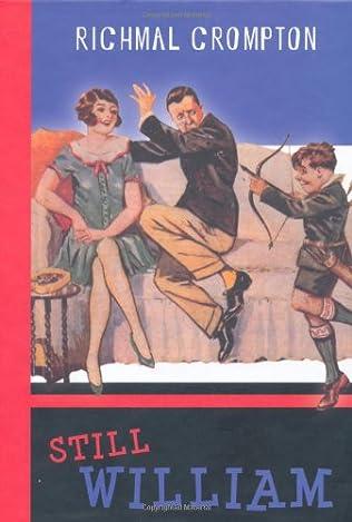 book cover of Still William