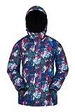 Mountain Warehouse Dawn Womens Ski Jacket - Ladies Winter Snow Jacket Dark Purple 18