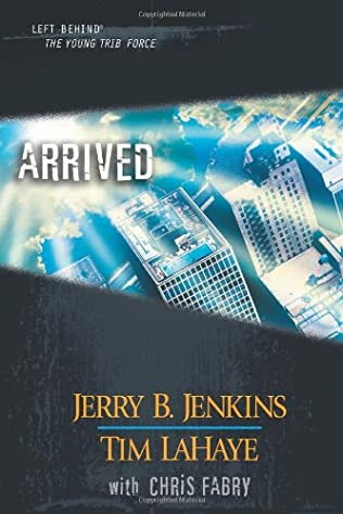 book cover of Arrived