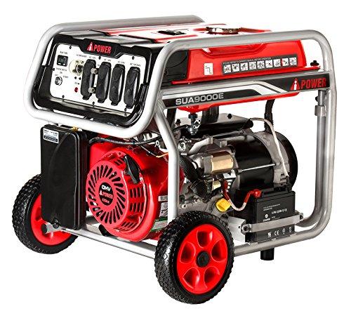 A-iPower 9,000-Watt Gasoline power Electric Start Generator Cheap Prices