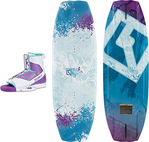 CWB Connelly Lotus Women's Wakeboard 130cm, W Optima, used for sale  Delivered anywhere in USA