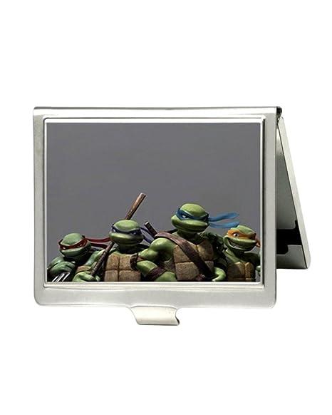 Amazon.com: Teenage Mutant Ninja Turtles TMNT Custom Metal ...