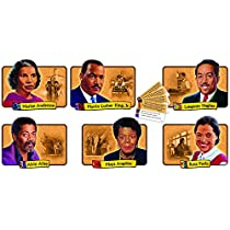 Trend Enterprises African-American Achievers Bulletin Board Set (T-1894)