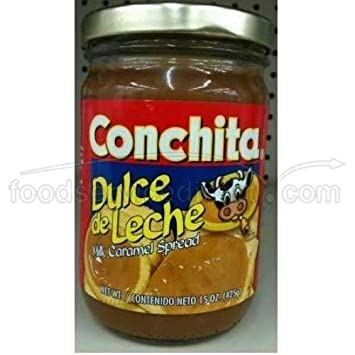 Dulce de Leche Caramel Spread by Conchita