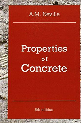 Properties of Concrete by Trans-Atlantic Publications, Inc.
