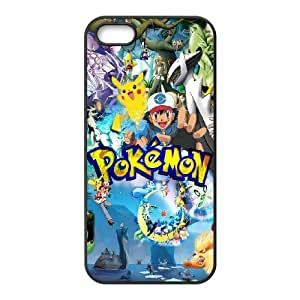 Pokemon for iPhone 5,5S Phone Case 8SS459799