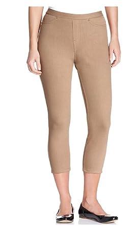 8c6e65e2b48f2 Hue Women's Original Denim Leggings at Amazon Women's Clothing store: