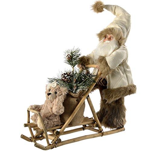 Santa Tree Sleigh - 2
