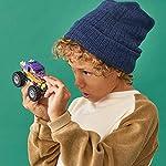 LEGO-City-Great-Vehicles-Monster-Truck-con-Grandi-Pneumatici-e-Decorazioni-Coplorate-Contiene-la-Minifigure-di-1-Pilota-con-Caso-set-di-Costruzioni-per-Bambini-5-Anni-Multicolore-60251