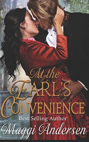 book cover of At the Earl\'s Convenience