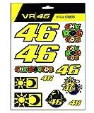 Valentino Rossi VR46 Classic, Unisex Stickers