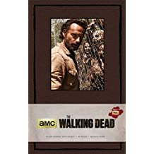 WALKING DEAD HARDCOVER RULED JOURNAL - RICK GRIMES