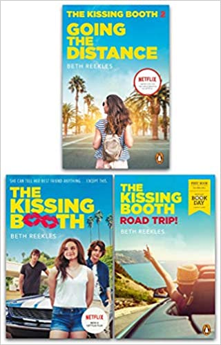The Kissing Booth Series Collection 3 Books Set By Beth Reekles Going The Distance The Kissing Booth Road Trip Wbd 2020 Beth Reekles The Kissing Booth 2 Going The Distance By