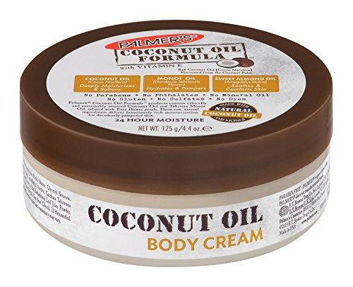 Palmer's Coconut Oil Formula with Vitamin E Body Cream, 4.4