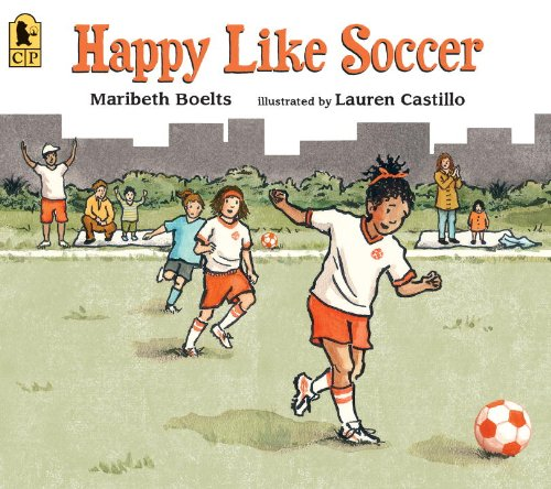 Happy Like Soccer Is Appropriate For Children Of All Ages