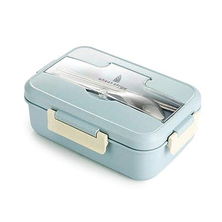 Caja Bento amigable con el medio ambiente de 1000Ml para ...