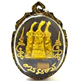 Miracle Jewelry Amulets in Love Attraction Pendants Phra Ngang Thai Buddha Magic