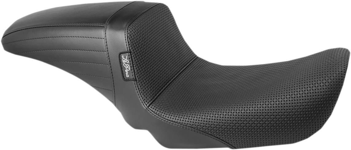 Le Pera Silhouette Seat Black Standard 08-14 Harley FLHX2